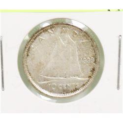 1939 GVI 10 CENT