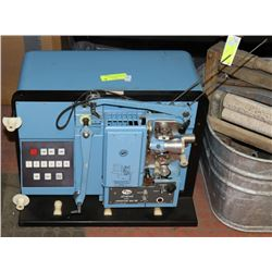 BELL AND HOWELL 16MM PROJECTOR NO CORD,