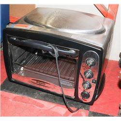 BRAVETTI TOASTER OVEN - AS IS.