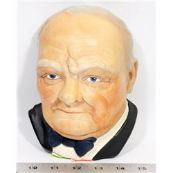 SIR WINSTON CHURCHILL WALL HANGING