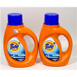 TWO BOTTLES OF COLDWATER TIDE