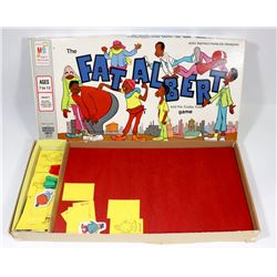 FAT ALBERT BOARD GAME