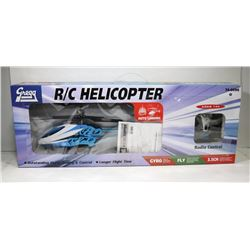 NEW GREGG RC HELICOPTOR