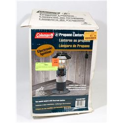 COLEMAN PROPANE LANTERN IN BOX