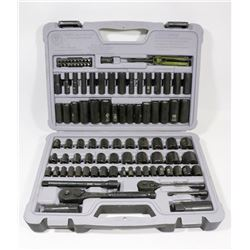 99 PC STANLEY PROFESSIONAL GRADE SOCKET SET