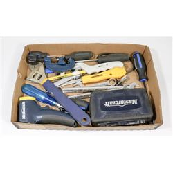 FLAT OF MASTERCRAFT TOOLS