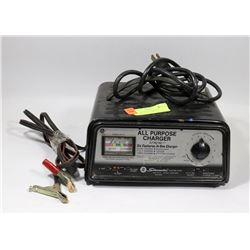 SCHUMACHER ALL PURPOSE CHARGER 2/10/50 AMP.