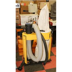 PORTABLE DUST COLLECTOR 1HP