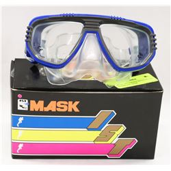 MASK IST CORONA DIVING/SCUBA SNORKLING MASK