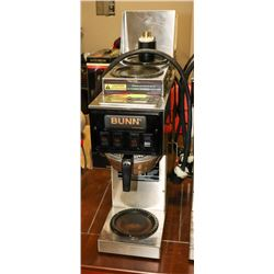 BUNN COMMERCIAL COFFEE MAKER.
