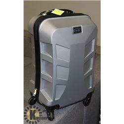 CAM-TEL VINYL TRAVEL CASE ON WHEELS