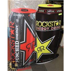 PROMOTIONAL ROCK STAR ADVERTISING