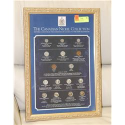 THE ULTIMATE NICKEL COLLECTION WITH COA