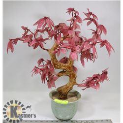 """30"""" ROSE JADE BONSAI TREE"""