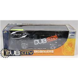 JADA DUB CITY 1/18 SCALE DIECAST BIG BALLERS