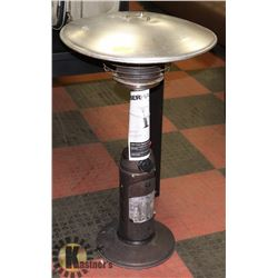TABLETOP/PATIO HEATER BY UBERHAUS - 3FT TALL.