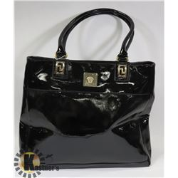 GIANNI VERSACE REPLICA BLACK PURSE