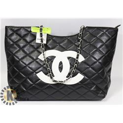 CHANEL REPLICA BLACK PURSE