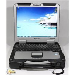 PANASONIC MILITARY GRADE TOUGHBOOK CF-31 INTEL i5