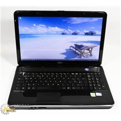 FUJITSU LIFEBOOK A-SERIES LAPTOP W/WIN 10 PRO