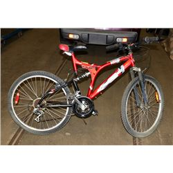 "SUPERCYCLE BURNER 26"" WHEELS FULL SUSPENSION"