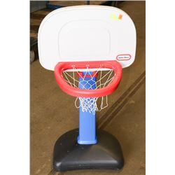 LITTLE TYKES ADJUSTABLE BASKETBALL HOOP
