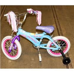 "AVIGO GIRLS BIKE 12"" WHEELS"