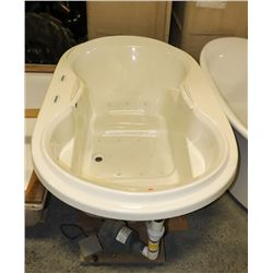 JET TUB ON CHOICE