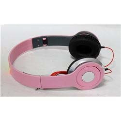 REPLICA BEATS HEADPHONES PINK