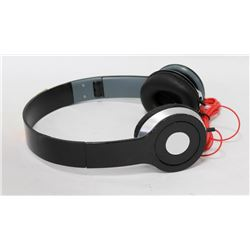 REPLICA BEATS HEADPHONES BLACK