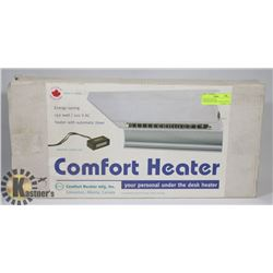 COMFORT HEATER UNDERDESK/ANIMAL HEATER WITH