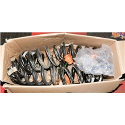 BOX OF AUTOMOTIVE SPRINGS