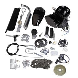 NEW 80CC TWO STROKE GAS ENGINE CONVERSION KIT