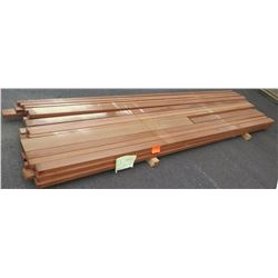 "Sapele Bundle, 200 Total Board Ft, 2"" x 11' Ave Per Piece"