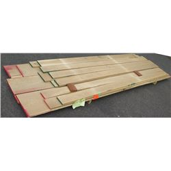 "White Oak Bundle, 160 Total Board Ft, 1"" x 11'-12' Ave Per Piece"