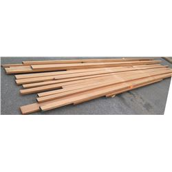 "Sapele Bundle, 250 Total Board Ft, 1.5"" x 16' Ave Per Piece"