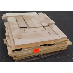 "Maple Bundle, 220 Total Board Ft, 1"" & 2"" Ave Per Piece"