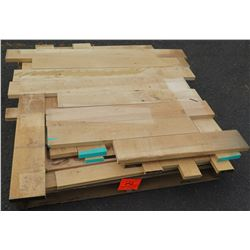 "Maple Bundle, Approx. 250 Linear Ft, Tongue & Groove, 5 1/4"" Face"