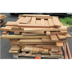 Maple, Sapele Bundle, 350 Total Board Ft, 4' Ave Per Piece
