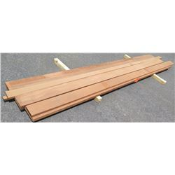 "Sapele Bundle, 60 Total Board Ft, 1"" & 2"" x 11' Ave Per Piece"