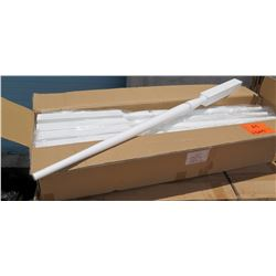 "5 Boxes of Primed Ballusters 1 3/4"" x 1 3/4"" (25 qty in each box)"