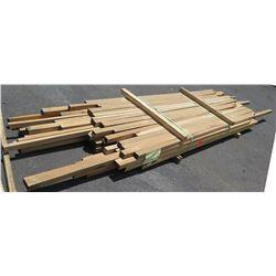 "White Oak Bundle, 260 Total Board Ft, 2"" x 11' Ave Per Piece"