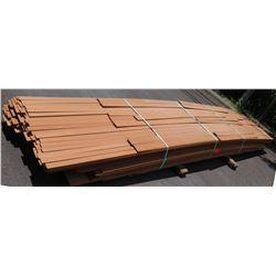Sapele Bundle, 550 Total Board Ft