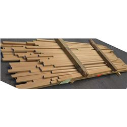"White Oak Bundle, 150 Total Board Ft, 1"" x 10-12' Ave Per Piece"