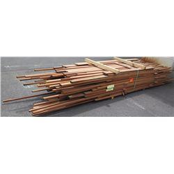 Sapele Bundle, 600 Total Board Ft, 8-16' Ave Per Piece