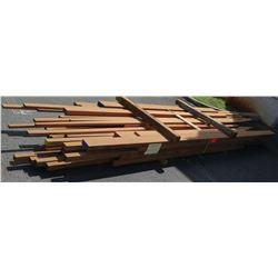 African Mahogany Bundle, 410 Total Board Ft