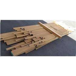 "Maple Bundle, 340 Total Board Ft, 1"" x 12' Ave Per Piece"