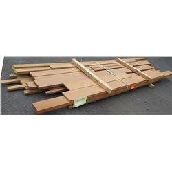 Sapele Bundle, 195 Total Board Ft, 5-12' Ave Per Piece