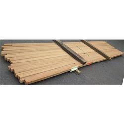 Clean Fir Bundle, 120 Total Board Ft, 27 Pieces 2x2, 14' Ave Per Piece