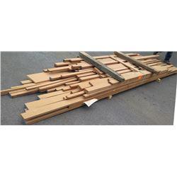 Sapele Bundle, 340 Total Board Ft, 8-16' Ave Per Piece